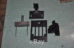 Two needle two bobbin industrial sewing machine