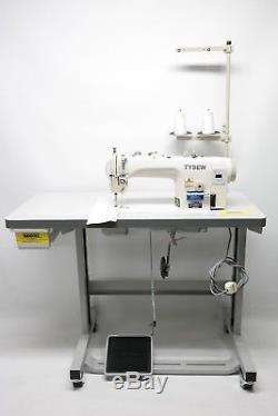 Tysew TY-1100DD-1 Lockstitch Industrial Sewing Machine like Brother S-1000-A3