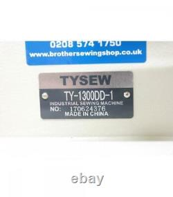 Tysew TY-1300DD-1 Walking Foot (Direct Drive) Industrial Sewing Machine