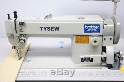 Tysew TY-1300-1 Walking Foot Heavy Duty Industrial Sewing Machine like DU-1181N
