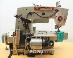 UNION SPECIAL 34700 F 2-Needle 3/16 Coverstitch Industrial Sewing Machine Head