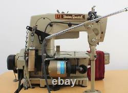 UNION SPECIAL 34700 KC 2-Needle 3/16 Coverstitch Industrial Sewing Machine 220V