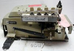 UNION SPECIAL 39500QW Overlock 2-Needle 4-Thread Industrial Sewing Machine Head