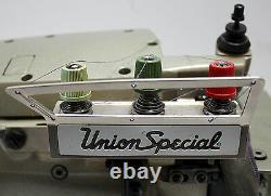 UNION SPECIAL 39500 2-Needle 4-Thread Serger Industrial Sewing Machine Head Only