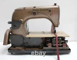 UNION SPECIAL 51300 BH 2-Needle Chainstitch Belt Loop Sewing Machine Head Only