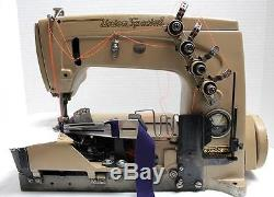 UNION SPECIAL 57800UZ Coverstitch 2-Needle Binder Industrial Sewing Machine Head