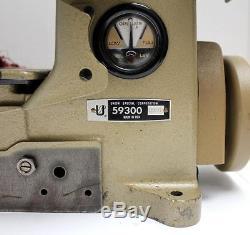 UNION SPECIAL 59300 2-Needle Chainstitch Ruffler Industrial Sewing Machine Head