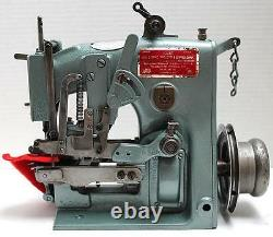 US Blind Stitch E. W. B. Edge Worker Baster Chainstitch Sewing Machine Head Only