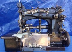 Union Special 13200 Z Double Lock Stitch sewing machine Industrial 2 needle
