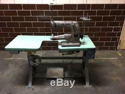 Union Special 33500 A Cylinder Bed Industrial Sewing Machine Vintage