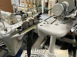 Union Special 35800 DR Feed Off the Arm Chainstitch Lap seam machine