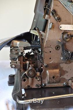 Union Special 43200G Chain Stitch Hemming Sewing Machine excellent condition