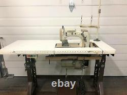 Union Special 53700b Chainstitch Walking Foot 110v Industrial Sewing Machine
