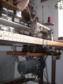 Union Special Professional Chain Stitch Sewing Machine. Model #51300 BG