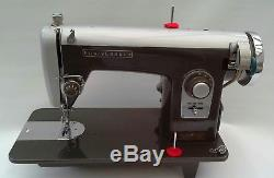 Universal Heavy Duty Semi Industrial Sewing Machine with Extras