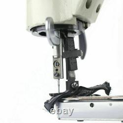 Used! Patch Leather Industrial Sewing Machine Boot Repair Patcher 11.8'' Head
