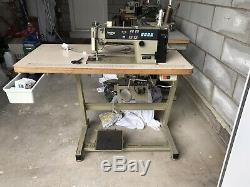 Used brother industrial sewing machine