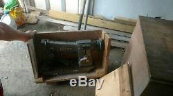 Used consew industrial sewing machine