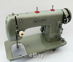 VISCOUNT Heavy Duty Semi Industrial Sewing Machine for Heavy Duty Work + Extras