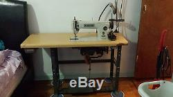 Vintage Industrial Strength Singer Sewing Machine 281-1 Mechanical