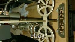 Vintage Pfaff industrial sewing machine, Model 34-6. German made
