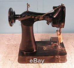 Vintage Singer 91KSV6 Sewing Machine, PK Or Post Machine, Industrial