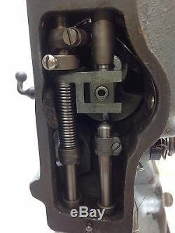 Vintage Singer Sewing Machine 47W70 Industrial Darning/Leather Repair or Parts