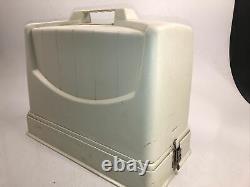 Vtg Thompson PW-201 Mini Walking Foot Sewing Machine Portable Industrial RARE