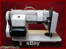 WALKING FOOT INDUSTRIAL STRENGTH Sewing Machine HEAVY DUTY UPHOLSTERY LEATHER
