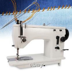 WALKING FOOT INDUSTRIAL STRENGTH Sewing Machine Head UPHOLSTERY Denim cotton