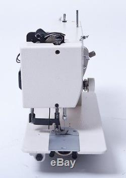 Walking Foot/Straight Stitch Sewing Machine, All Steel, Portable (similar to REX)