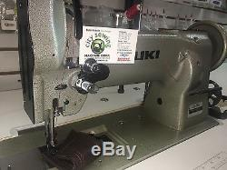 Walking foot Sewing Machine Juki LU 563 complete unit led Light FREE SHIPPING