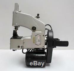 YAMATA GK26-1A Portable Bag Closer Heavy Duty Industrial Sewing Machine 220V
