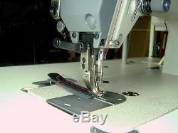 Yamata 0618 needle feed walking foot Upholstery Sewing Machine- Head Only