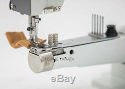 Yamata FY335 Walking Foot Cylinder Bed Industrial Sewing Machine, Head Only