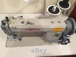 Yamata FY5318 Mechanical Industrial Sewing Machine