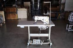 Yamata FY 457A-135 High-Speed 3 Step ZigZag Industrial Sewing Machine Assemled