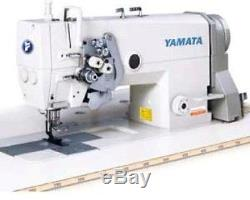 Yamata FY-875 Sewing Machine Double Needle Split Bar 1/4-Head Only