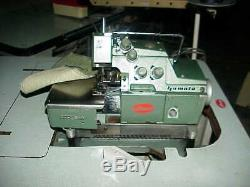 Yamato 5 and 3 Thread Industrial Overlocker Sewing Machine Perfect Working Order