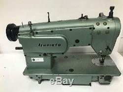 Yamato DP-1111 DP Industrial Sewing Machine Zig Zag E15011 Machine Head Only