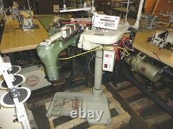 Yamato FD-62 Feed-off-the-arm Flatseamer